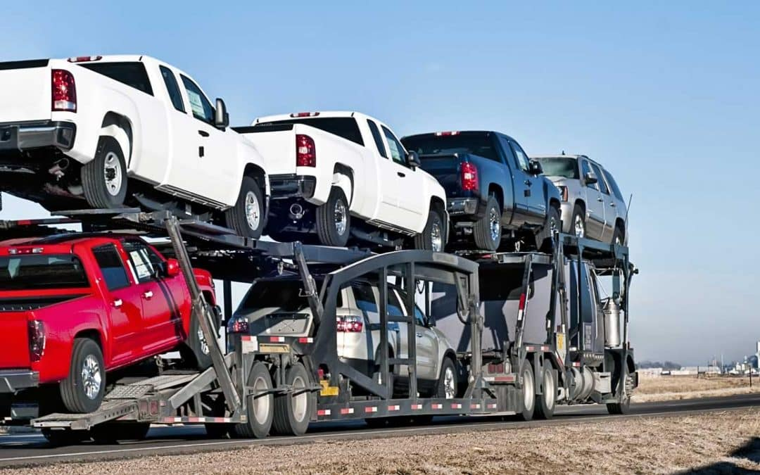 Drivers, Don't Forget to Do These 5 Things Before Shipping Your Car