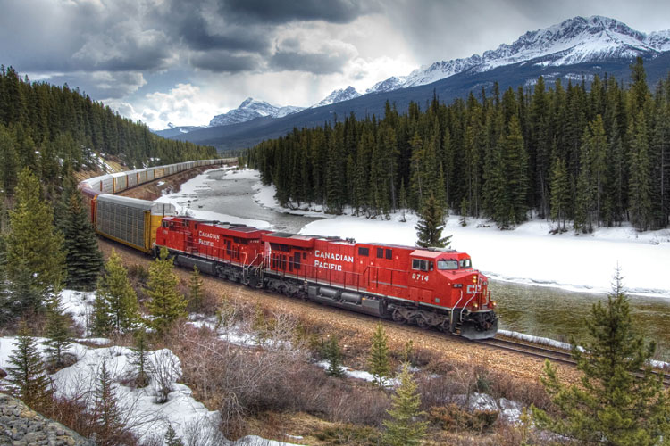 CP Rail on Strike – Expect delays for rail shipments