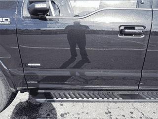 Front driver side door